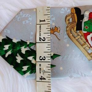 Hallmark Accessories - Christmas Hallmark Doctor Medical Tie 60+